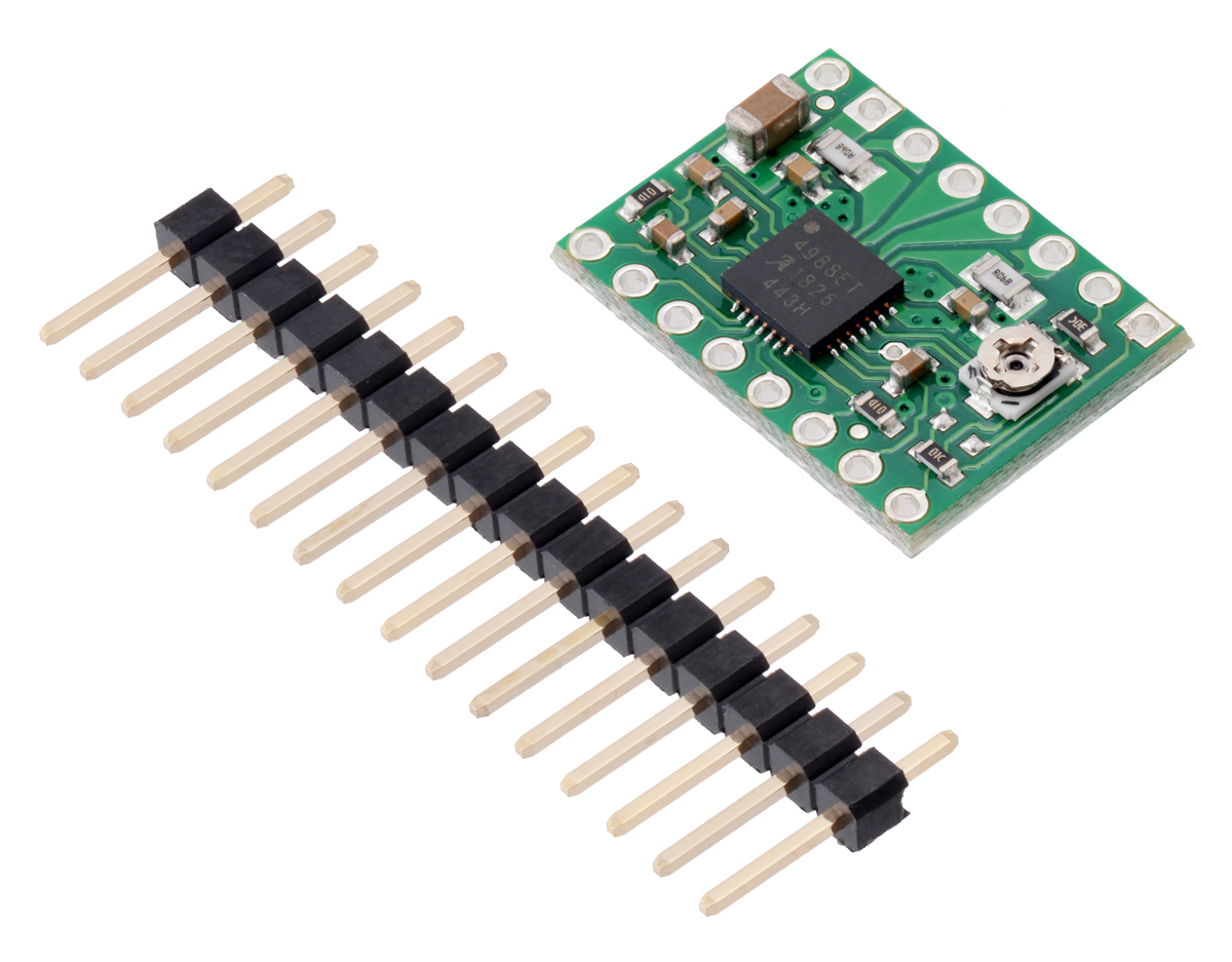 Pololu - A4988 Stepper Motor Driver Carrier