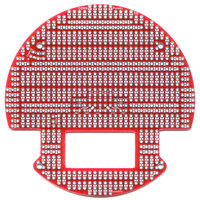 3pi Expansion Kit with Cutouts - Red
