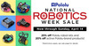 Pololu National Robotics Week Sale