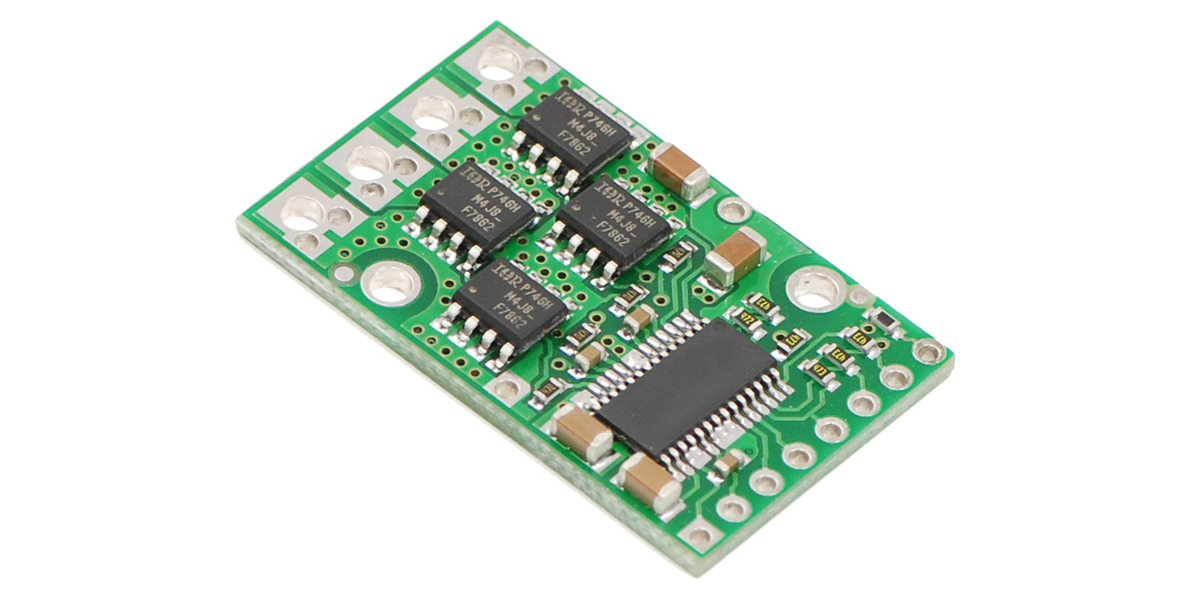 J X on h bridge motor driver