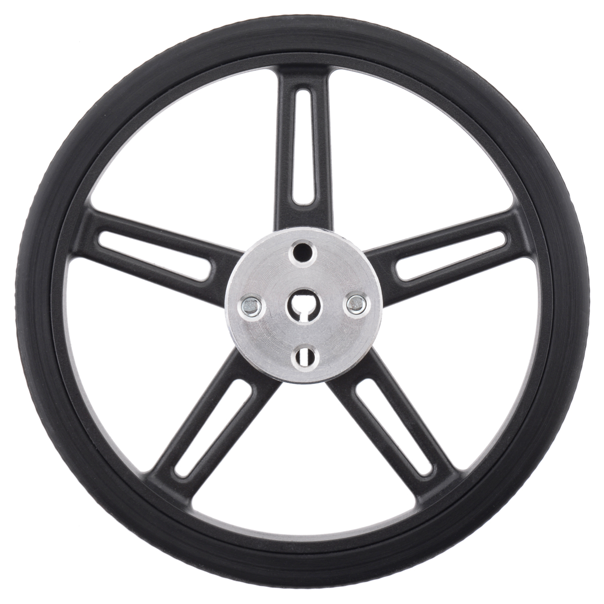 Pololu Wheel 70×8mm Pair-White 1429