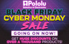 Our Black Friday/Cyber Monday sale has started!