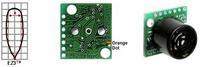 Maxbotics LV-MaxSonar-EZ3 sonar range finder.