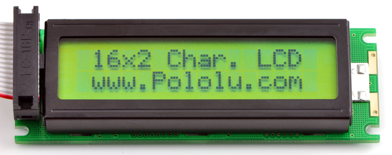 How does 16x2 lcd works microcontroller projects.
