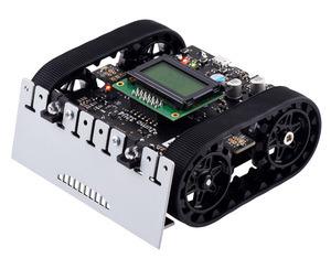 Assembled Zumo 32U4 robot.