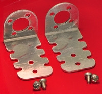 Pololu Mini Metal Gearmotor Bracket Pair