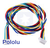 6-Pin Female-Female JST SH-Style Cable 40cm