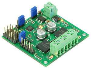 Pololu TReX Jr Dual Motor Controller