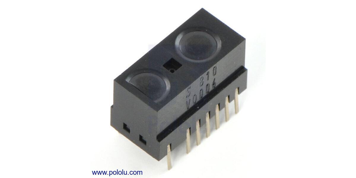 Pololu Carrier with Sharp GP2Y0D805Z0F Digital Distance Sensor 5cm QITA