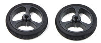 Pololu Wheel 32×7mm Pair - Black