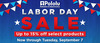 Labor Day Sale going on now!