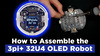 Video: How to Assemble the 3pi+ 32U4 OLED Robot