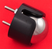 Pololu ball caster with 3/4 inch metal ball.