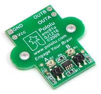 Encoder for Pololu Wheel 42x19mm