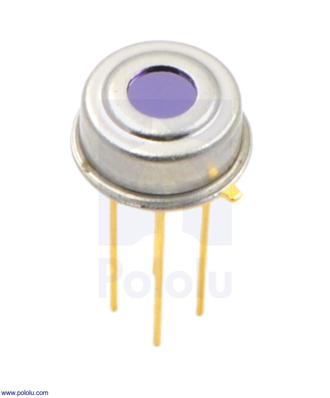 Pololu Mlx90614esf Aaa Infrared Temperature Sensor 90 Fov Sensing Circuit