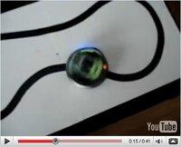 3pi spinning line-follower video.