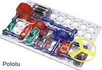 SC-100 Snap Circuits Jr 100-in-1.