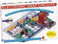 SC-300 Snap Circuits 300-in-one box.
