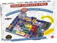 SC-500 Snap Circuits 500-in-1 box.