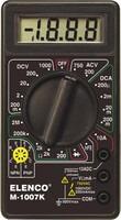 Elenco M-1007K Multimeter Kit