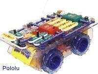RC Snap Circuits Rover