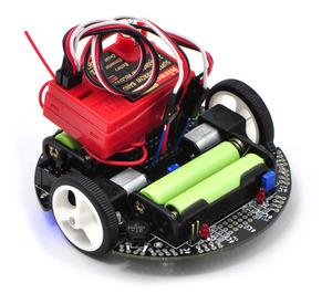 A radio-controlled 3pi.