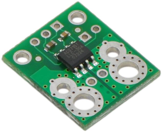 pololu acs715 current sensor carrier 0 to 30a rh pololu com