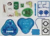 iBOTZ MR-1005 Tribotz kit contents.