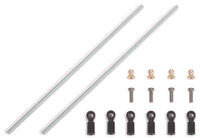 Tamiya 70171 3mm Threaded Shaft Set