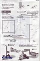 Instructions for Tamiya 70156 long universal arm set page 2.