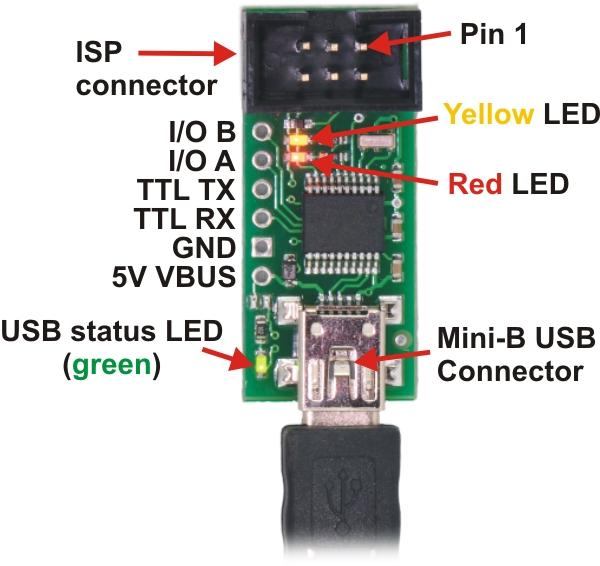 Pololu Usb Avr Programmer User S Guide