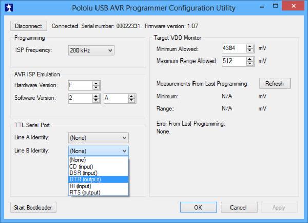 Pololu USB AVR Programmer User's Guide