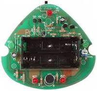 iBOTZ MR-1004 Hydrazoid printed circuit board included in the kit.
