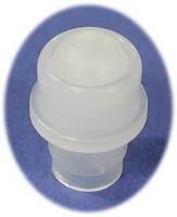Plastic Ball Caster Trio