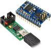 Baby Orangutan B-328 + USB AVR Programmer Combo