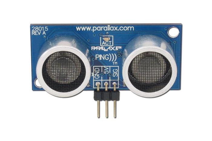 pololu parallax ping ultrasonic sensor 28015