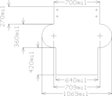 Encoder for Pololu Wheel 42x19mm - 561 - his quadrature encoder