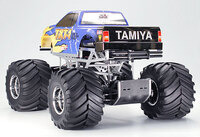 Rear view of the Tamiya 58280 TXT-1.