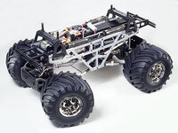 Chassis for the Tamiya 58280 TXT-1.