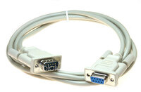 DB9 Extension Cable M-F 6 ft.