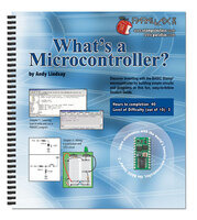 The What's a Microcontroller? text included with the BASIC Stamp Discovery Kit.