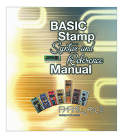 The BASIC Stamp manual included with the BASIC Stamp Discovery Kit.