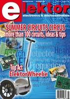 Free Elektor magazine July/August 2009