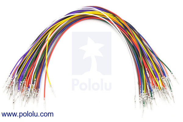 Pololu - Wires with Pre-Crimped Terminals