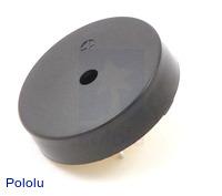 30mm Piezo Buzzer: 1-30V
