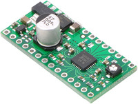 A4983/A4988 stepper motor driver carrier with voltage regulators.