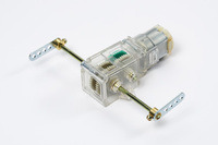 Tamiya 89914 3-Speed Crank-Axle Gearbox Kit - Clear