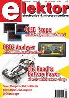 Free Elektor magazine September 2009