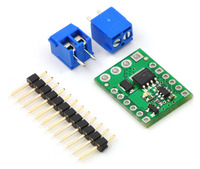 RC swith with medium low-side MOSFET with included hardware.
