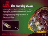 Elenco 21-880 Line-Tracking Mouse box front.